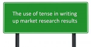 Use of tense logo