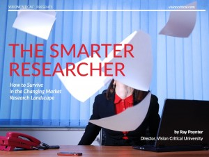 The Smarter Researcher
