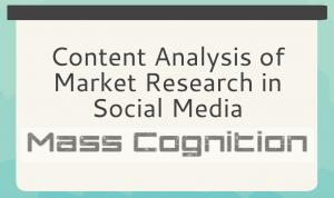 Mass Cognition
