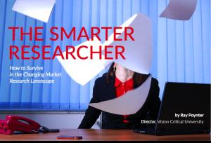 Smarter Researcher