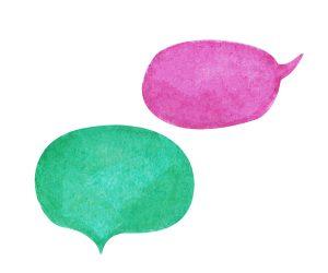 Image of Speech Bubble