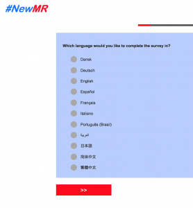Training Survey 2018