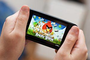 Image of Angry Bird game