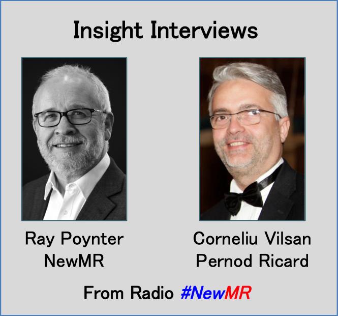 Ray Poynter & Corneliu Vilsan
