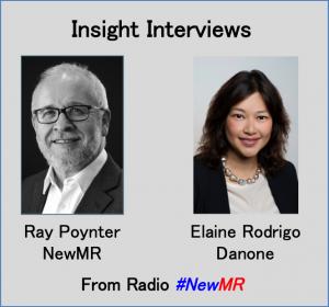 Ray Poynter & Elaine Rodrigo