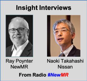 Ray Poynter & Naoki Takahashi
