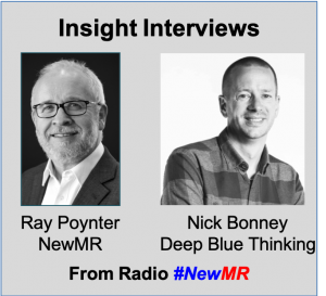 Ray Poynter interviews Nick Bonney