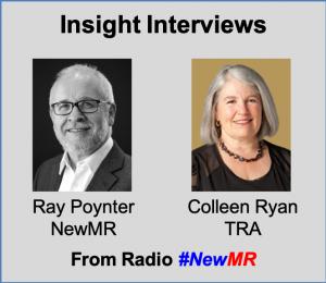 Ray Poynter & Colleen Ryan
