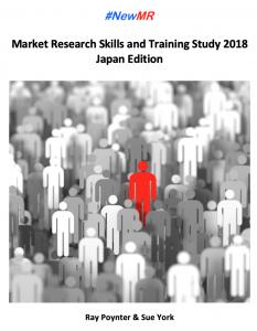 NewMR Skills Report - Japan Edition