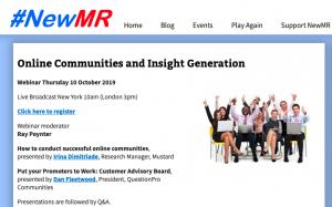 MROC Webinar