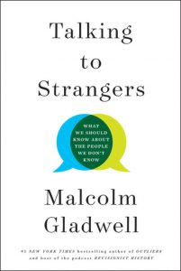 Talking to Strangers - book