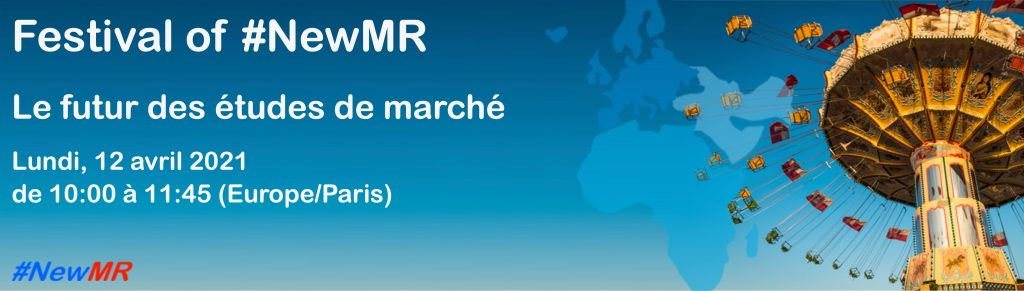 Banner for the French language Festival Webinar on 12 April 2021