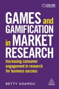 Book, Games and Gamification in Market Research